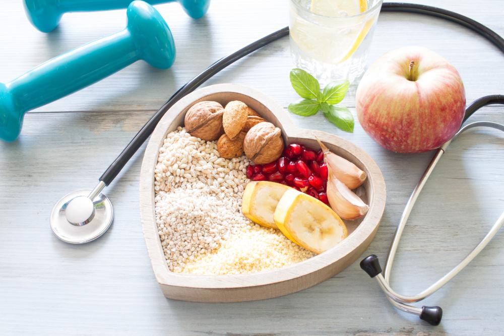 idealna dieta owsianka z owocami
